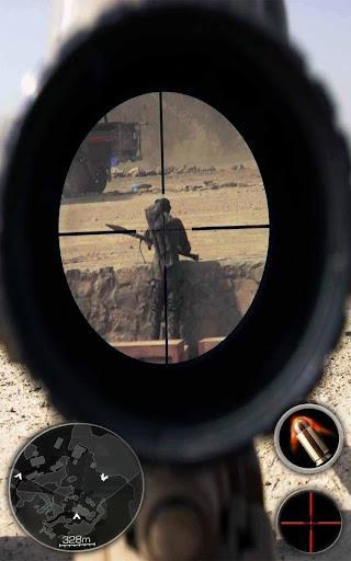 狙擊手射擊遊戲