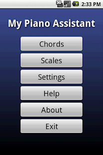 My Piano Assistant - screenshot thumbnail