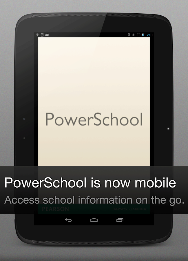 PowerSchool for Students - screenshot