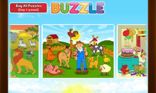 Buzzle - Kids Puzzle App