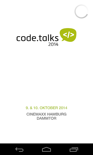 code.talks 2014