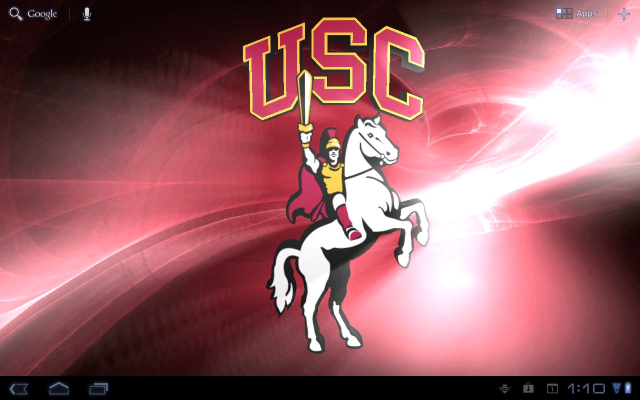 Mobile Usc Trojans Football Wallpaper: Android Apps On Google Play