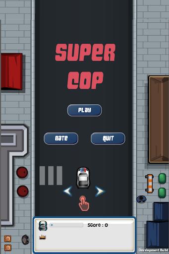 Super Cop Racing