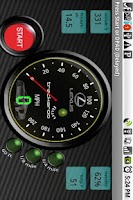 Screenshot of Lexus Speedo Dynomaster Layout
