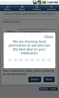 Screenshot of zipcodemeds