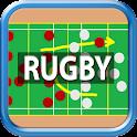 Rugby Clipboard & Scoreboard