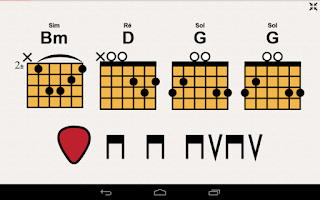 Screenshot of Guitar Lessons Beginner 2 LITE