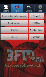 3FM Soundboard Pro - screenshot thumbnail
