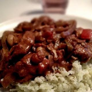 Indian Inspired Chicken Stew