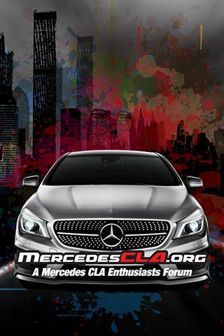 Mercedes CLA Forums