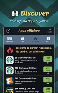 Apps giftshop – Free Gift Card screenshot 7