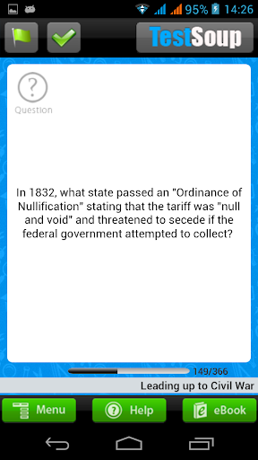 CLEP US History 1 Flashcards