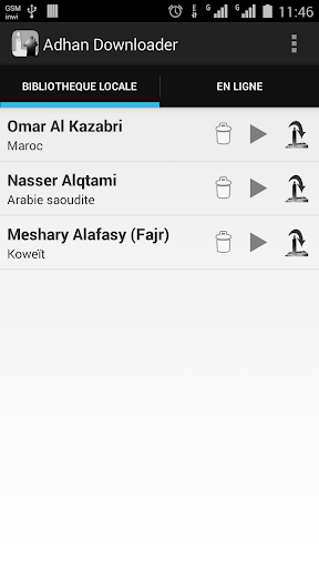 Adhan Downloader