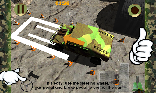War Jeep Simulator 3D