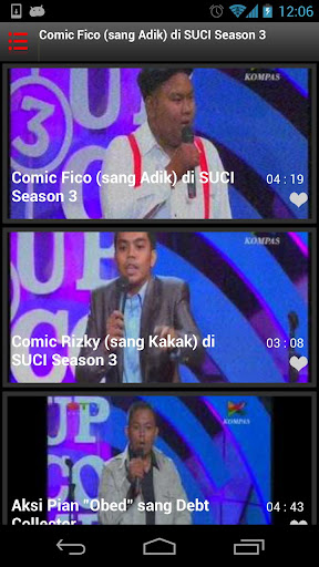 Stand Up Comedy Indonesia|玩娛樂App免費|玩APPs