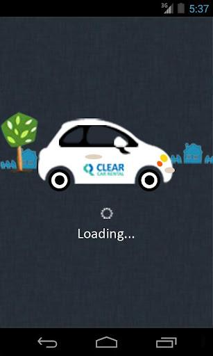 Clear Car Rental Taxi Booking