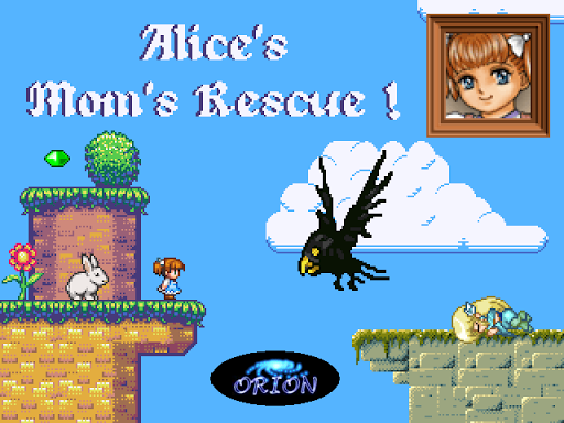 【免費街機App】Alice's Mom's Rescue-APP點子