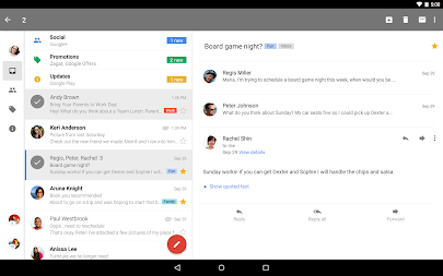 Gmail APK screenshot thumbnail 7
