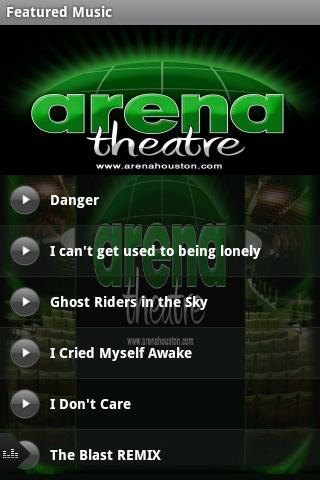 Arena Theatre - screenshot