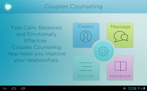 Couple Counseling & Chatting- screenshot thumbnail