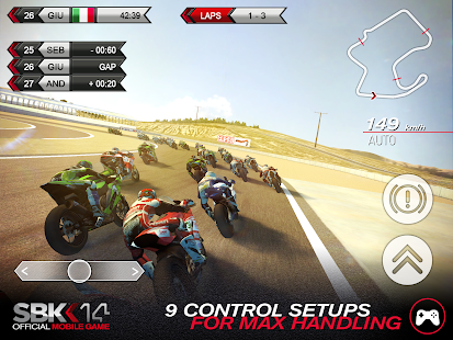 SBK14 Official Mobile Game Screenshot 10
