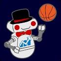 Duquesne Football & Basketball logo