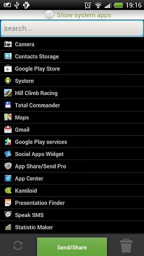 Apk App Share Send Bluetooth