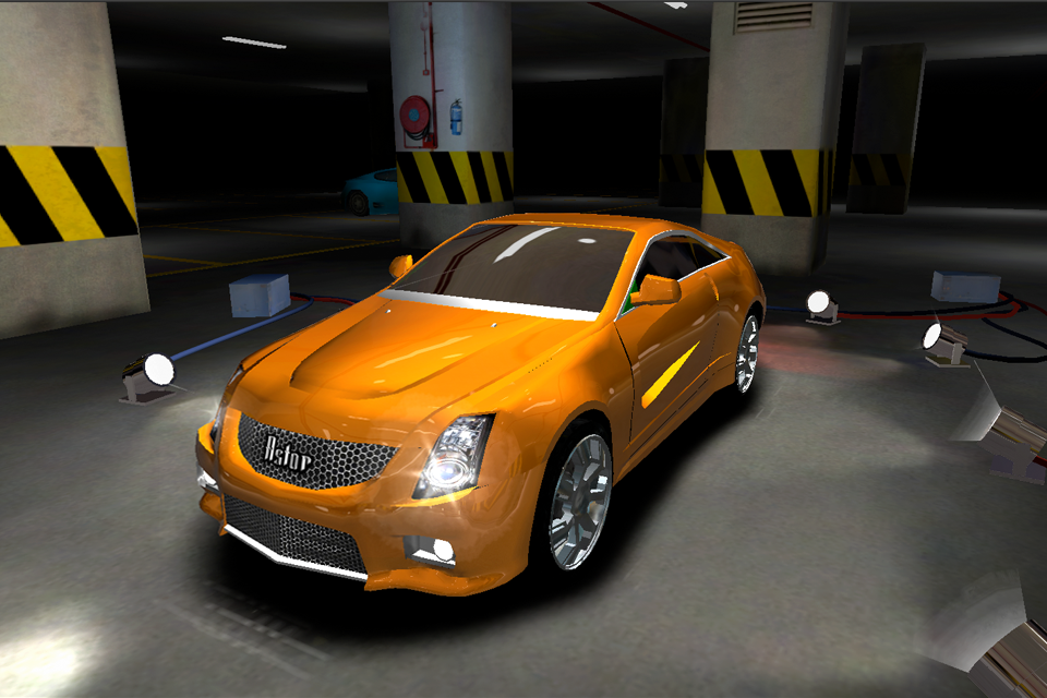 car race by fun games for free screenshot