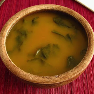 Turnip Greens Soup.