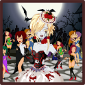 Zombie Princess Makeup Game icon