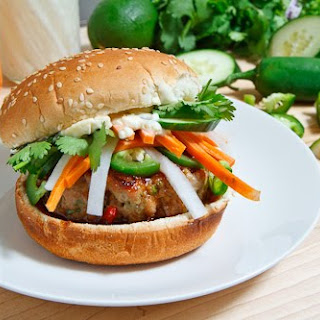 Banh Mi Burgers.