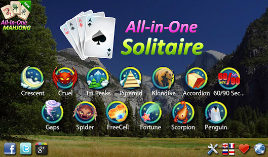 All-in-One Solitaire - screenshot thumbnail