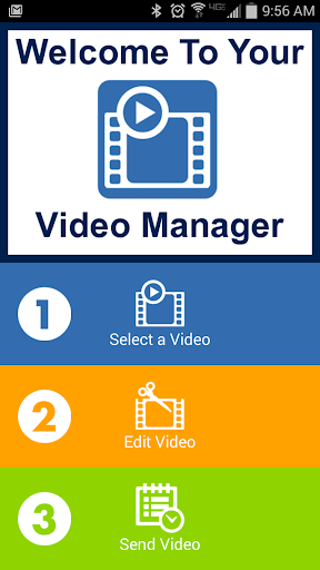 Mobile Video Studio Manager