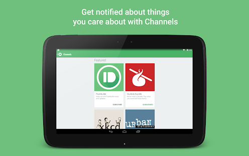 Pushbullet - SMS on PC Screenshot 19