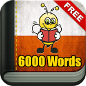 Learn Polish Vocabulary - 6,000 Words icon