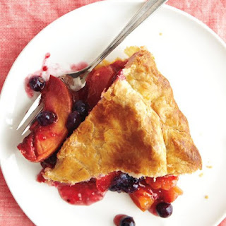 Peach-Blueberry Pie Recipe