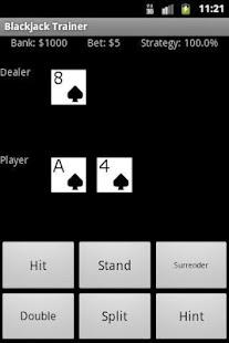 Blackjack Trainer- screenshot thumbnail