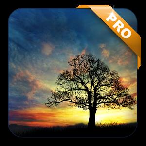 Sunset Hill Pro Live Wallpaper v1.3.6 Apk Miki