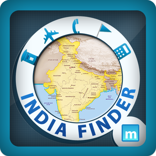 Maps of IndiaTravel Guide
