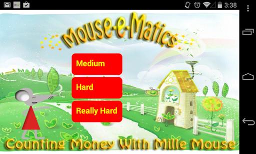 Mouse-e-Matics Money UK KS1