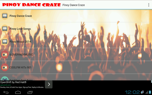 Pinoy Dance Craze