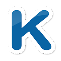 VKontakte Kate Mobile logo
