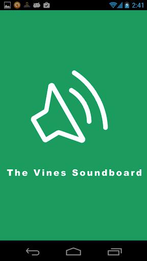 VClips - Soundboard for Vine
