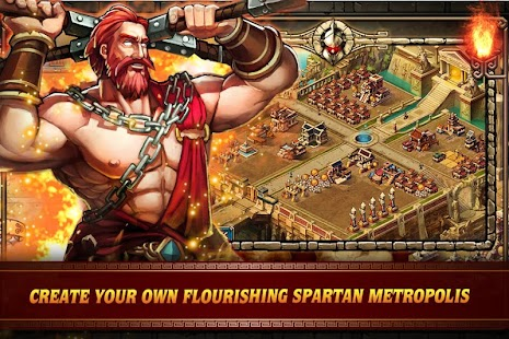 Spartan Wars: Empire of Honor - screenshot thumbnail
