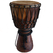 Djembe Fola african percussion