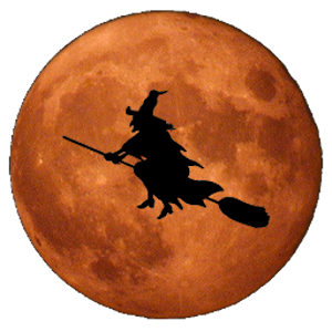 Halloween 3D Witch's Moon LWP - Android Apps on Google Play
