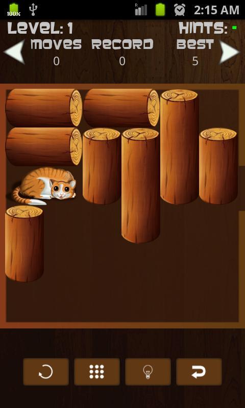 Cat Rescue - Puzzles - screenshot