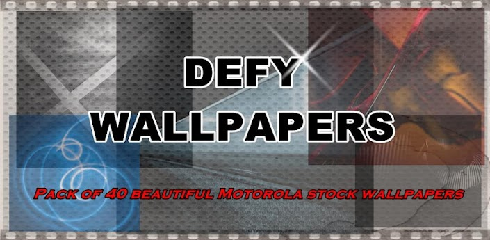DEFY Wallpapers