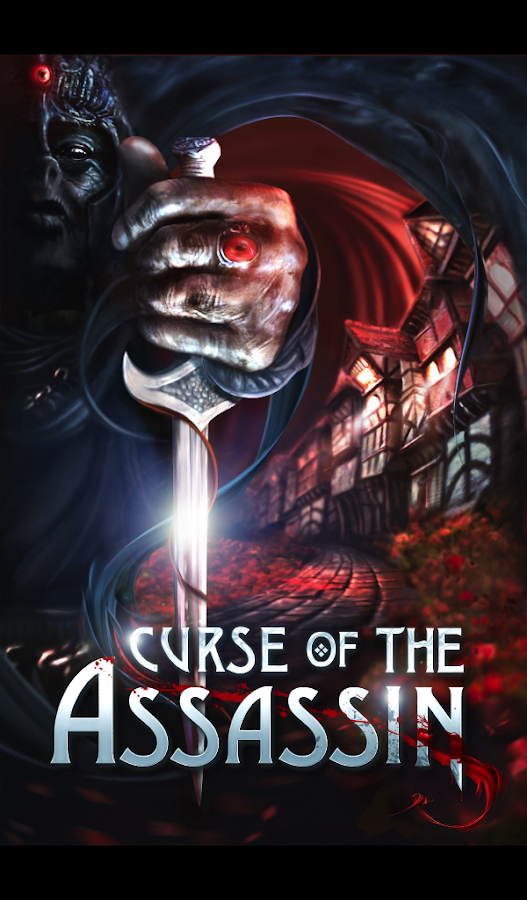 GA8: Curse of the Assassin - screenshot