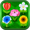 Bouquets - puzzle flowers saga icon